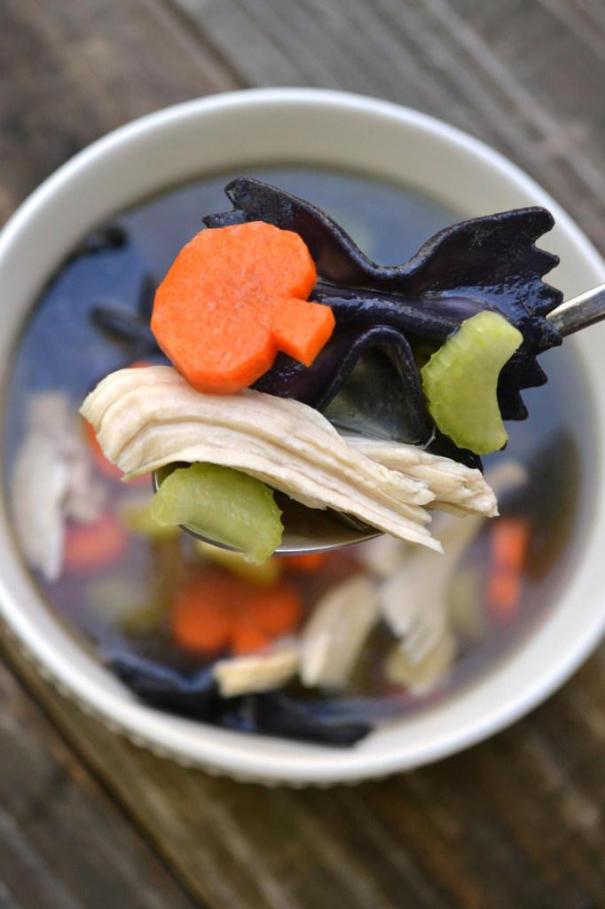 Chicken Boo-dle Soup