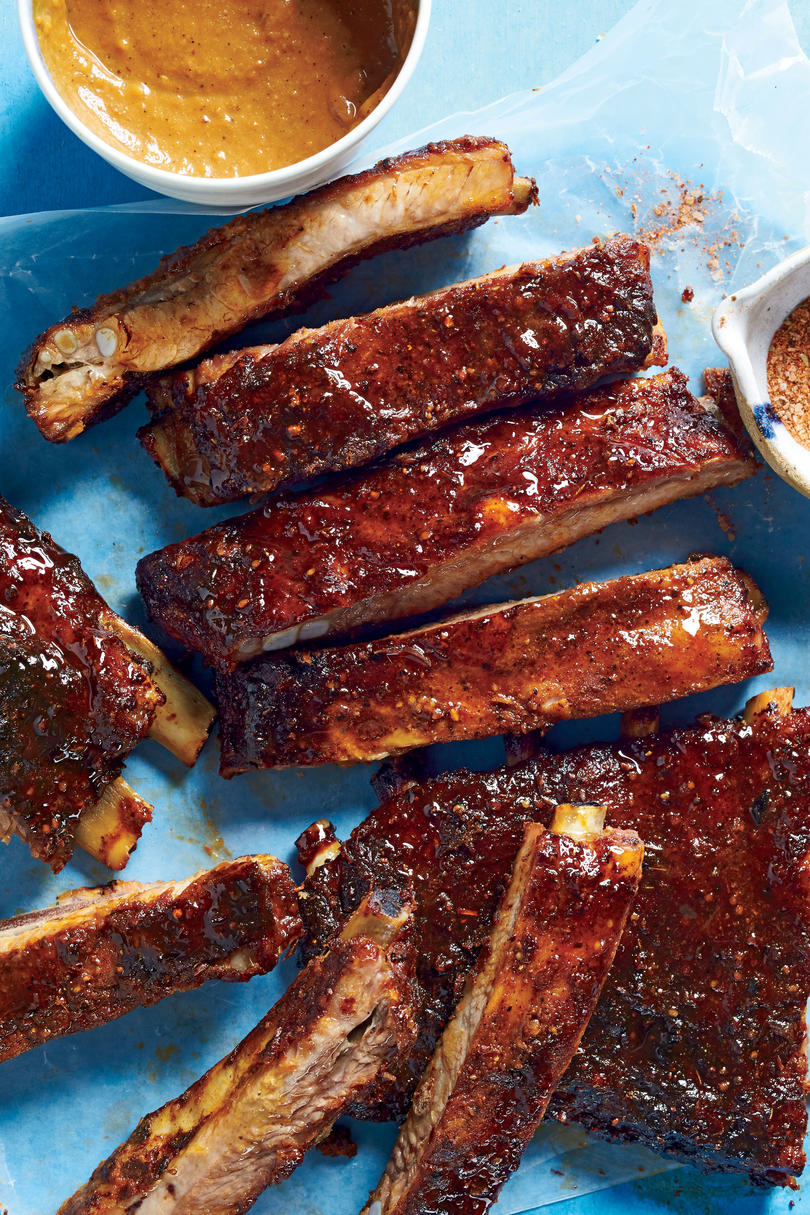 how to make southern bbq ribs in the oven
