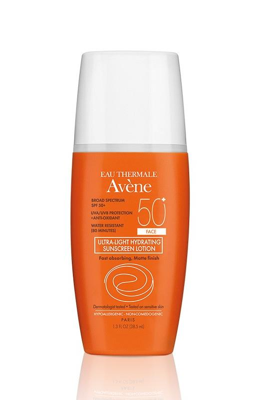 Eau Thermale Avene Ultra-Light Hydrating Sunscreen Lotion