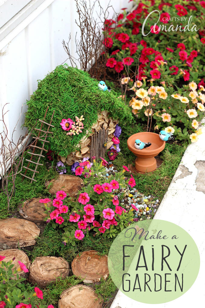 Colorful Fairy Abode