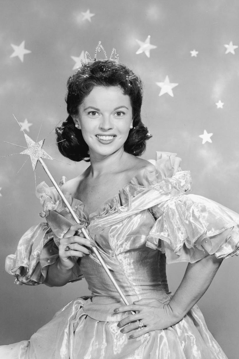 Shirley Temple Fairy Godmother