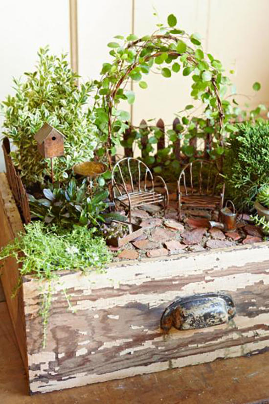 10 Enchanting Fairy Gardens to Bring Magic Into Your Home - Southern
