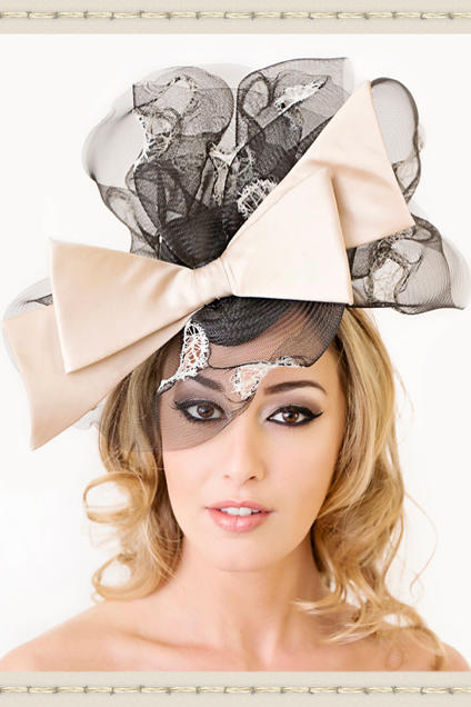 Forme Milinery Derby Hat