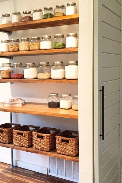 Awesome Genius Kitchen Storage Ideas Were Stealing From Fixer Upper Home Interior And Landscaping Oversignezvosmurscom