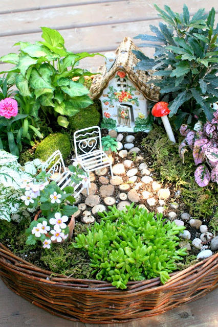 10 Enchanting Fairy Gardens To Bring Magic Into Your Home