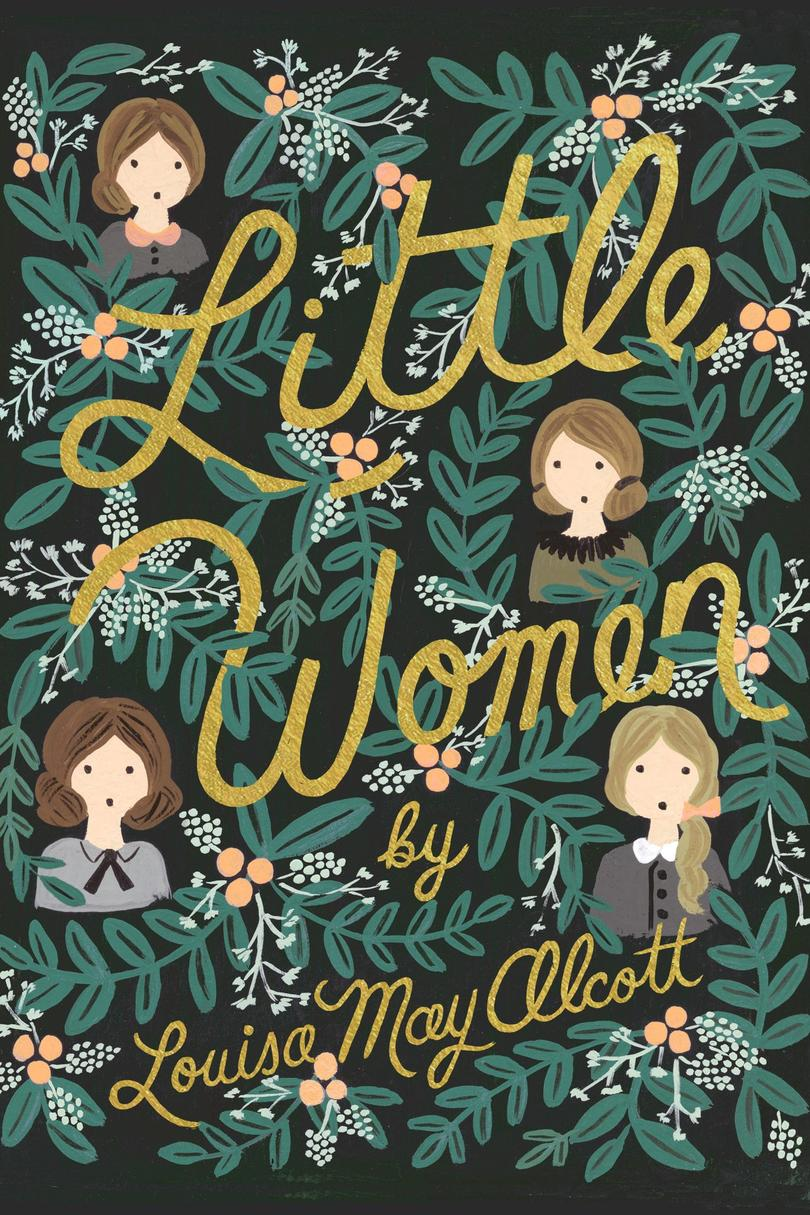 Massachusetts: Little Women by Louisa May Alcott