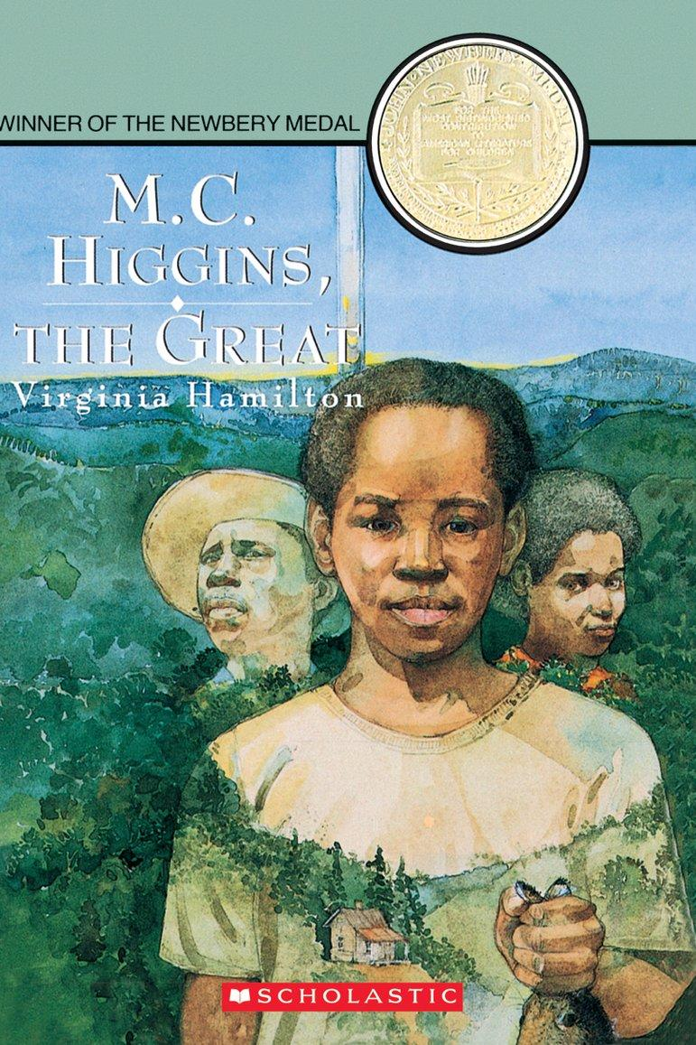 M. C. Higgins, the Great by Virginia Hamilton