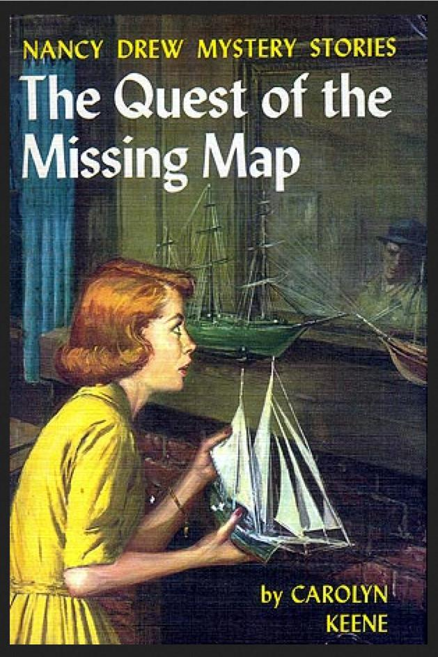 Nancy Drew Mystery Stories by Carolyn Keene