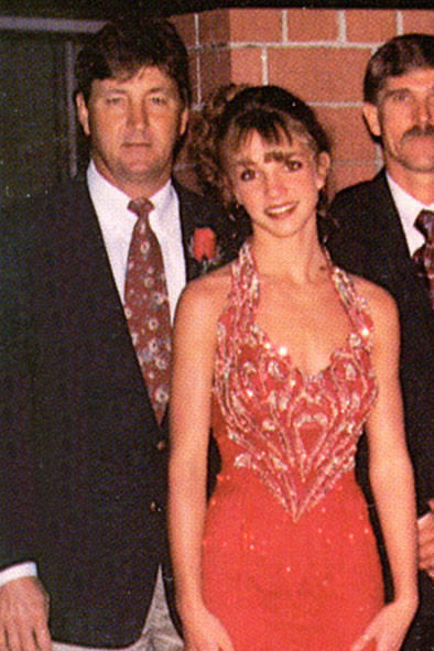 Britney Spears Prom