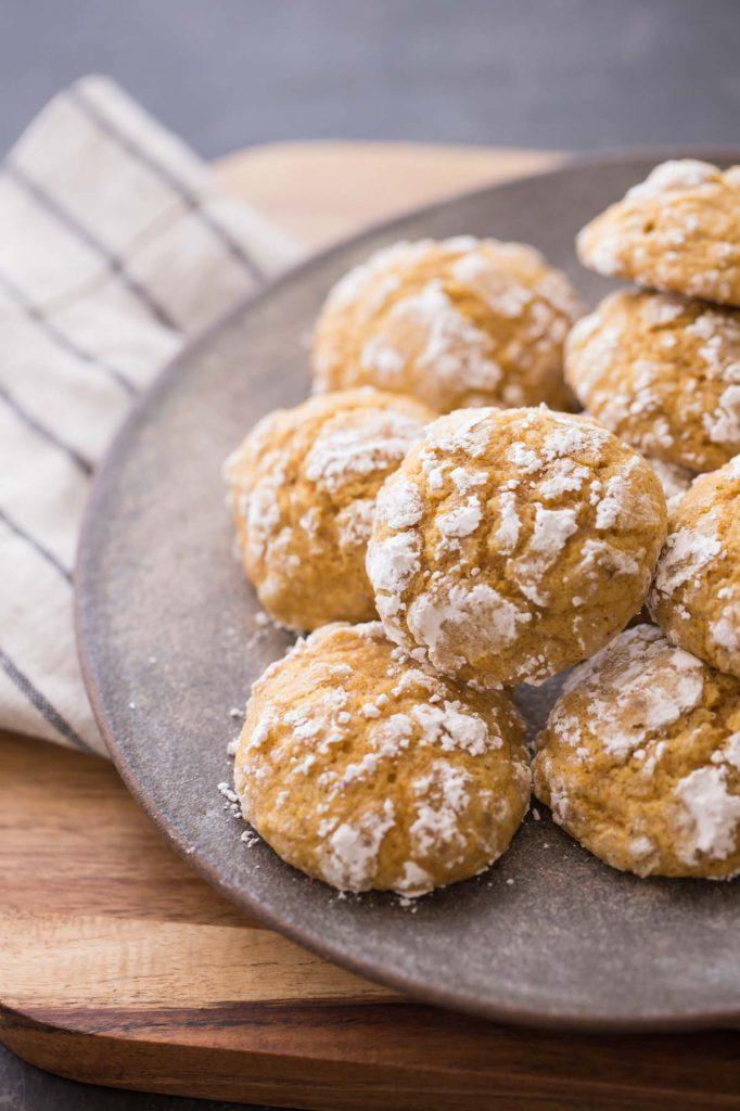 Soft Pumpkin Cookies