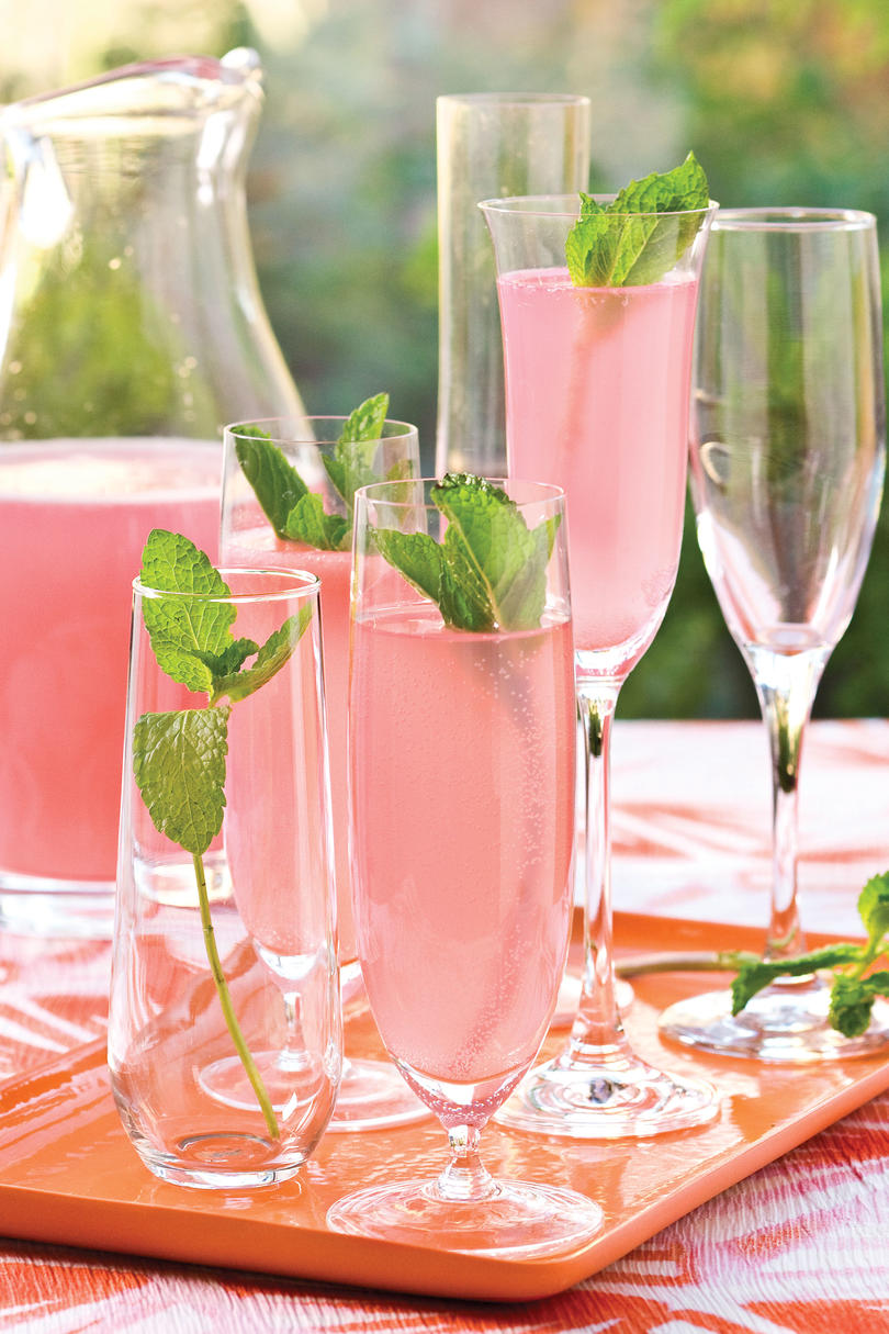 wedding bridal shower ideas cool beverages