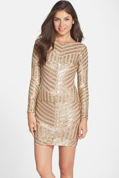 10 Stunning New Year\'s Eve Cocktail Dresses - Southern Living