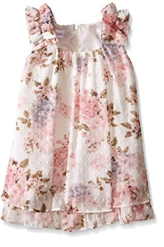 Most Adorable Flower Girl Dresses Amazon Ruffly Floral Dress