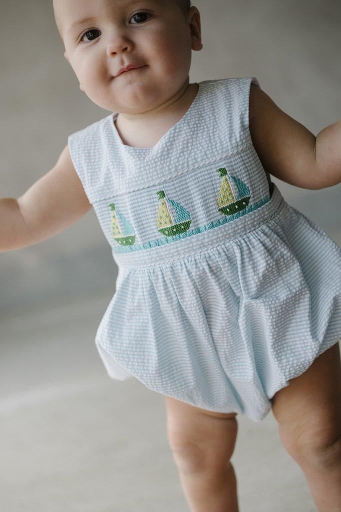 5 Smocked Styles You\'ll Find in Every Southern Little Boy\'s Closet ...