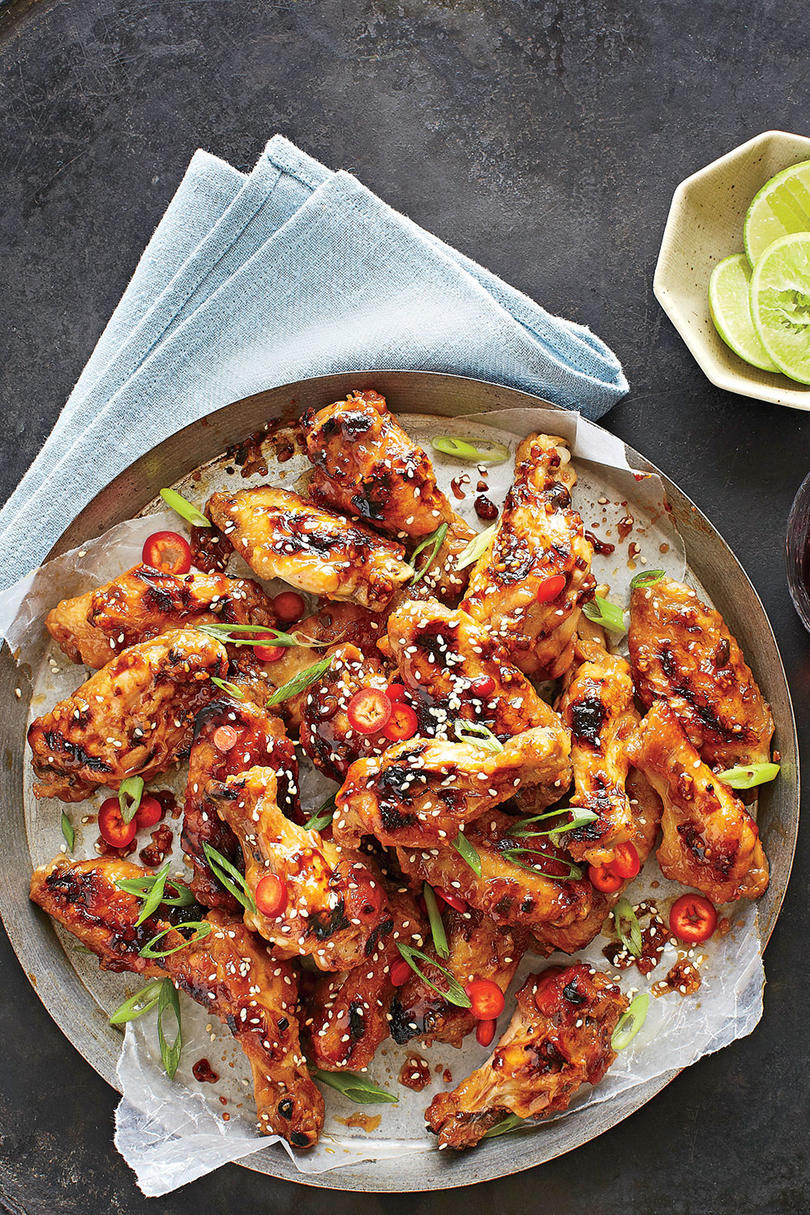 Slow Cooker Asian-Ginger Wings