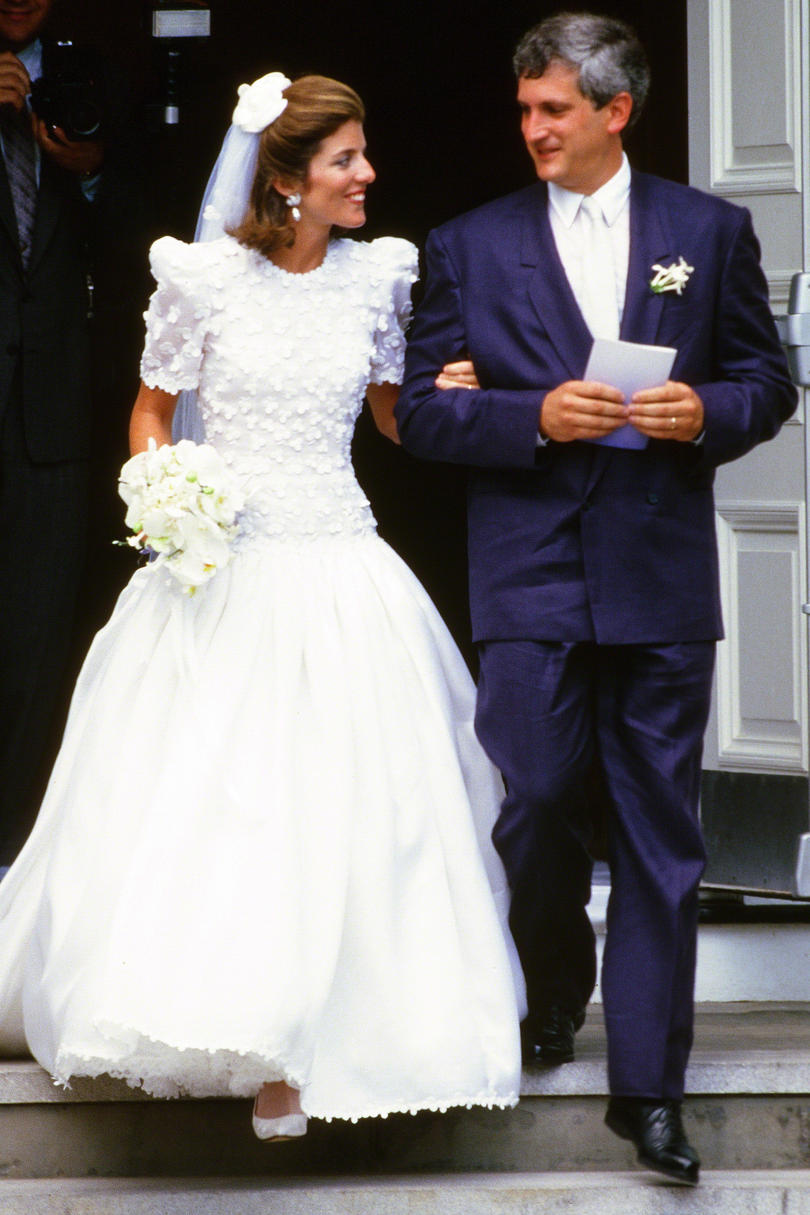 The Most Iconic Wedding Dresses of All Time - Southern Living
