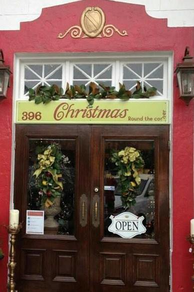 These Southern Christmas Shops are Open All Year Long - Southern ...