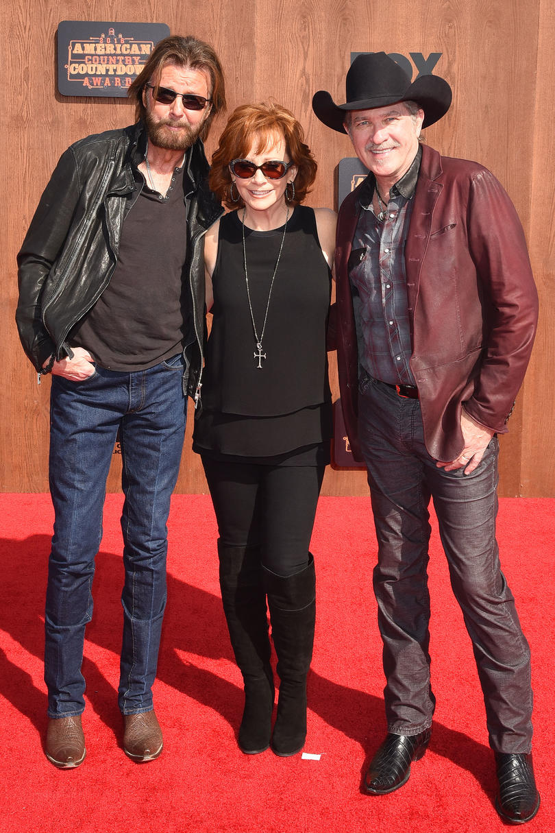 Unforgettable Country Music Duets Brooks and Dunn and Reba McEntire