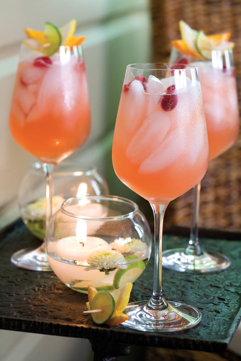 Pink Lemonade Cocktail