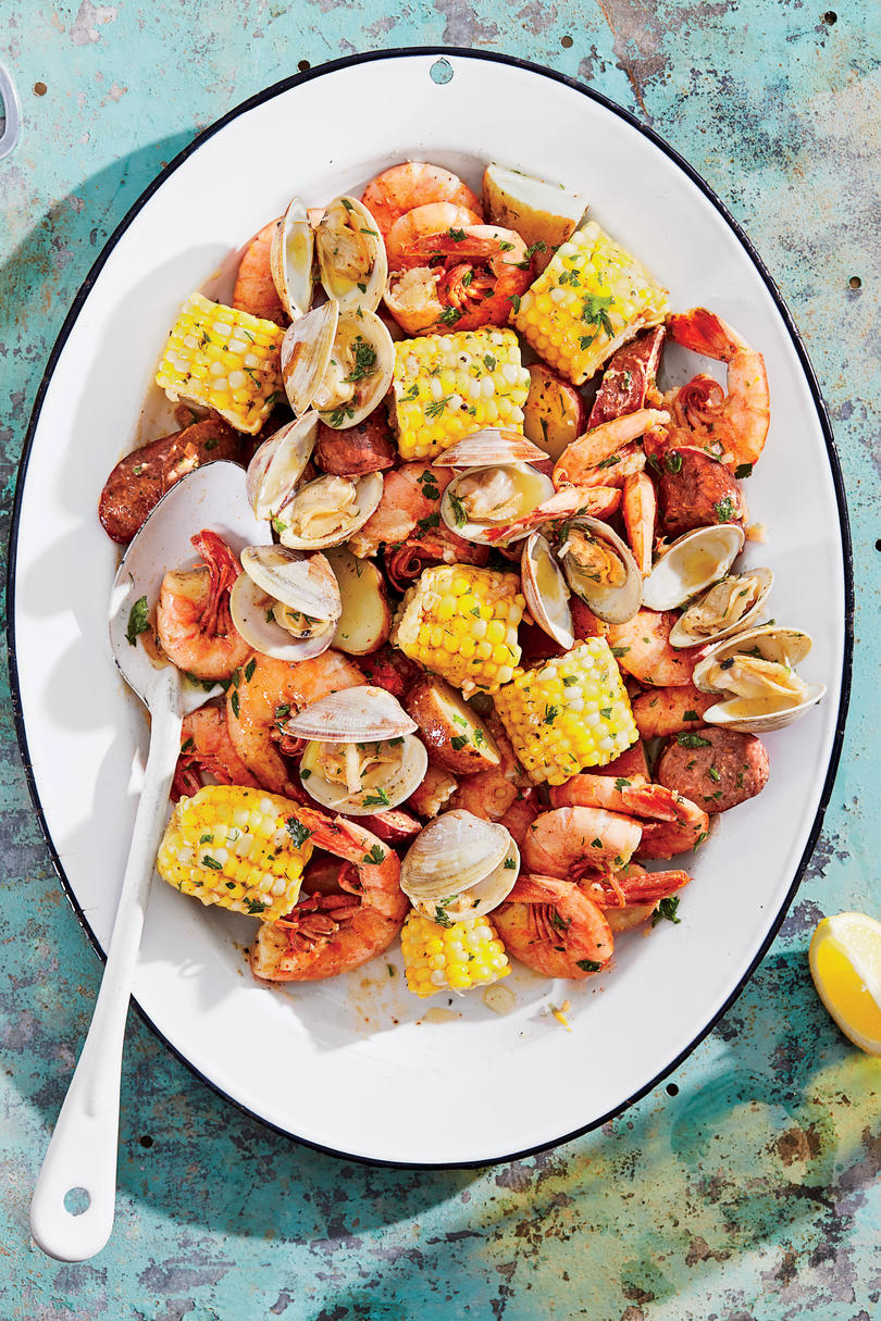 45 Simple Seafood Suppers for Dinner Tonight