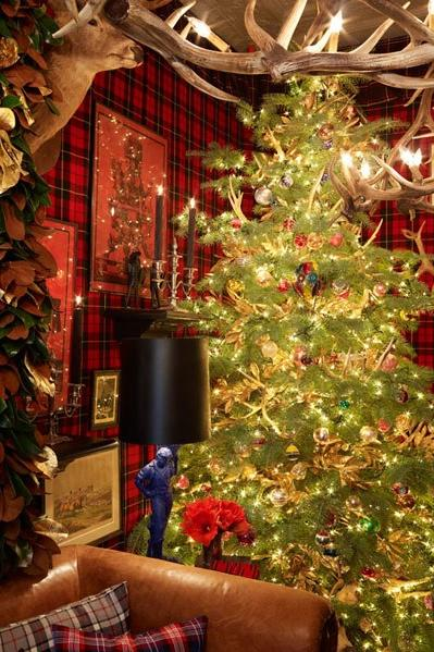 Christmas Tree Themes For Any Style Southern Living - Camp Christmas Tree