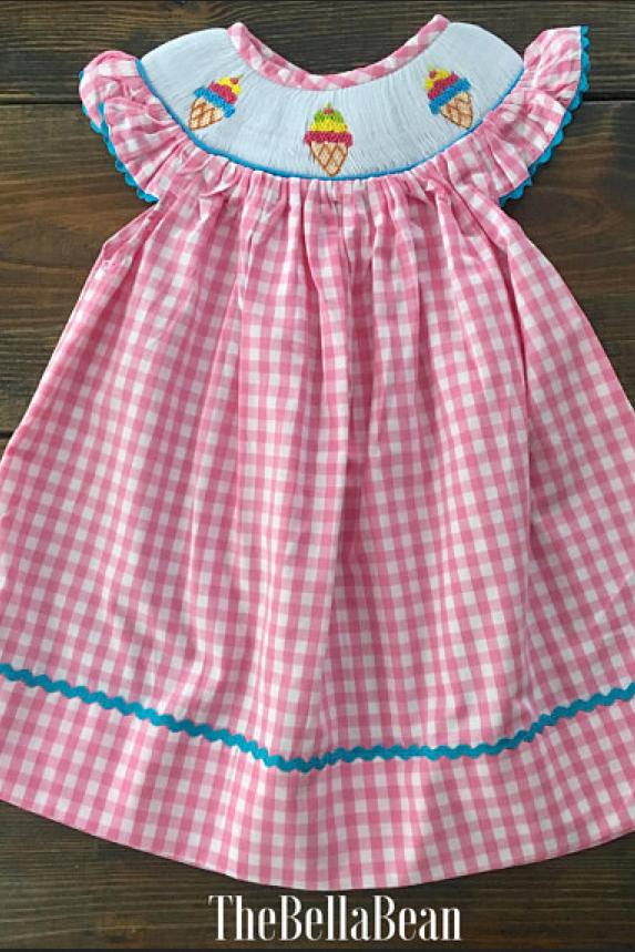 Our Favorite Smocked Birthday Dresses Southern Living