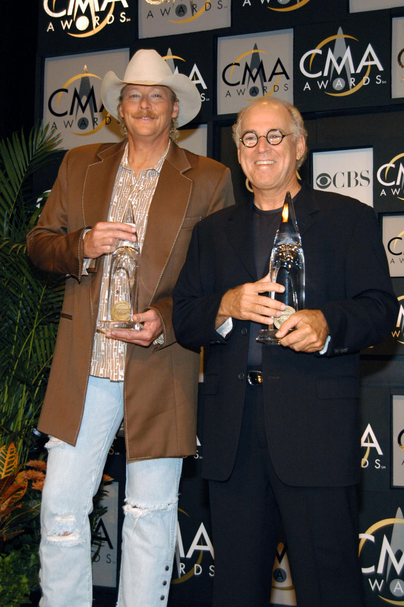 Unforgettable Country Music Duets Alan Jackson and Jimmy Buffet