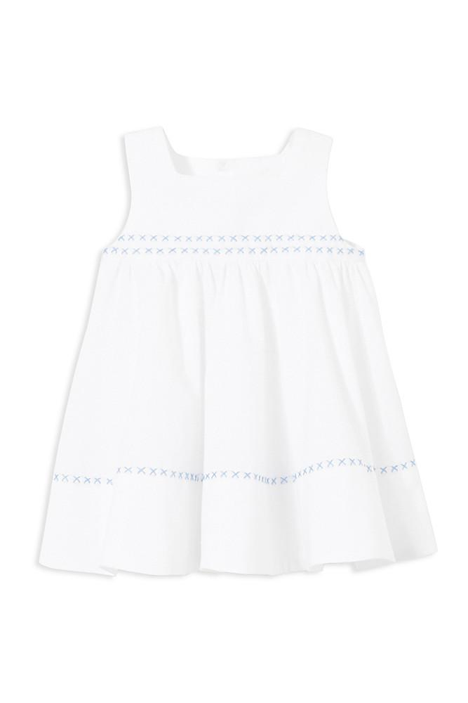 Girls' Smocked Dress