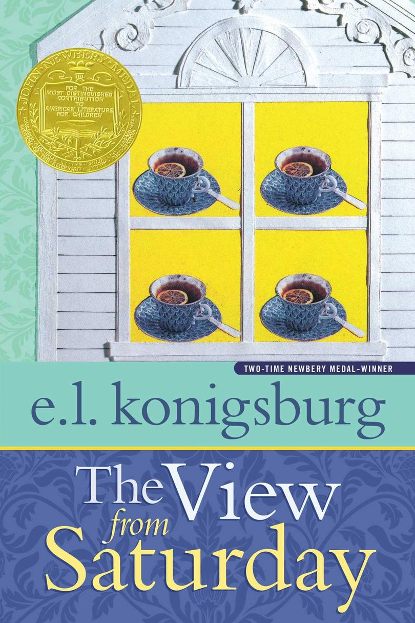 The View from Saturday by E.L. Konigsburg