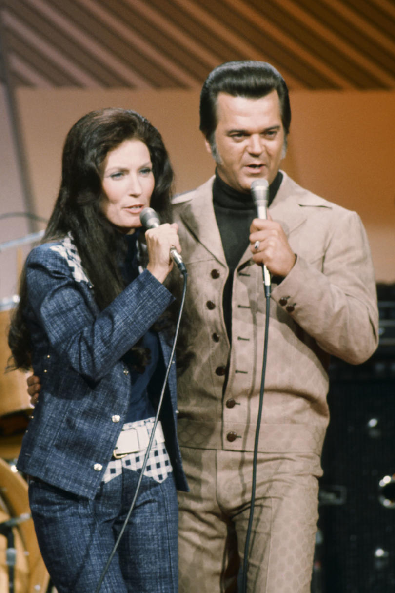 Unforgettable Country Music Duets Conway Twitty and Loretta Lynn