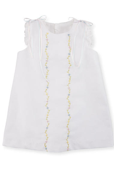 Most Adorable Flower Girl Dresses Neiman Marcus Bow Floral Dress