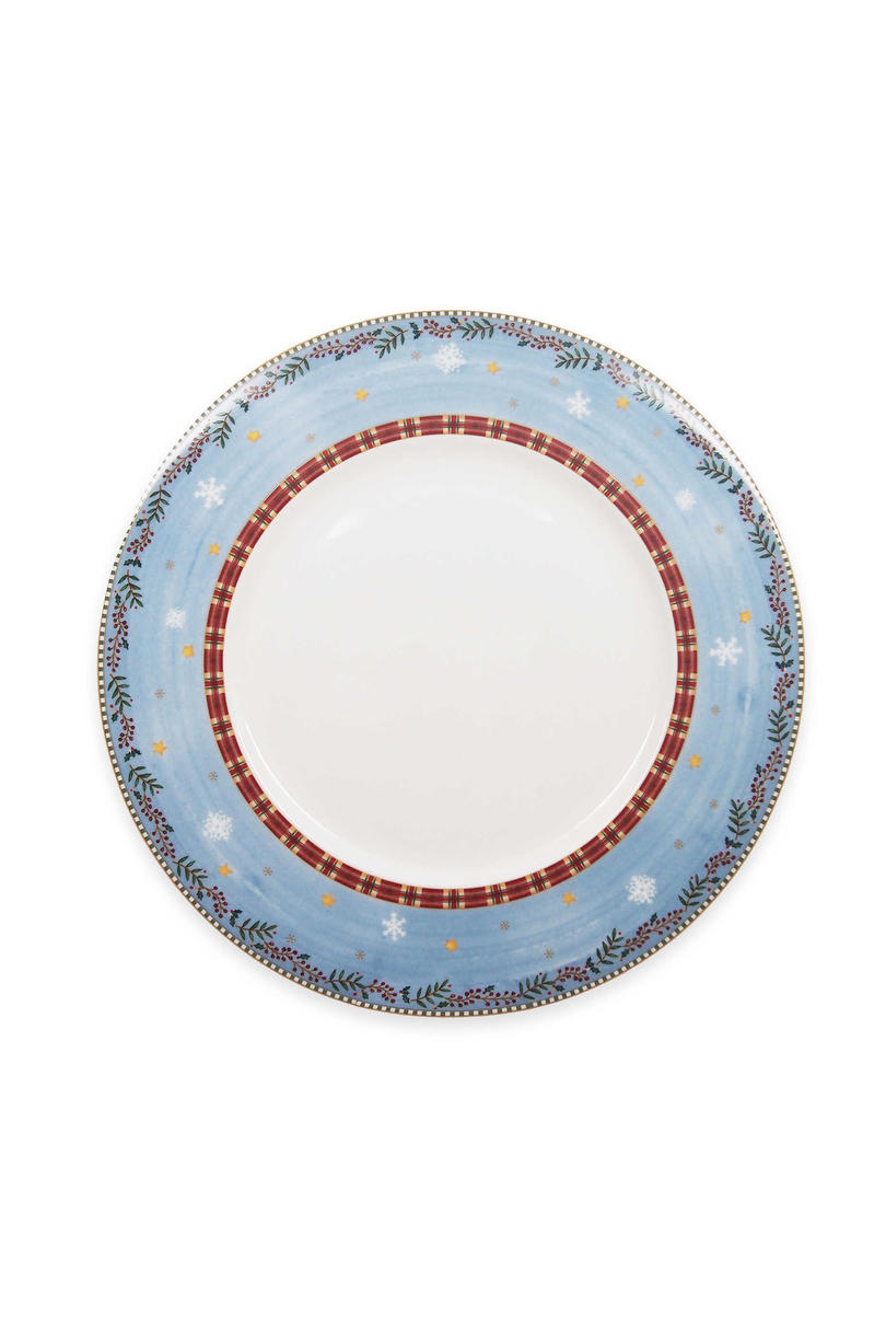 Nutcracker Charger Plate