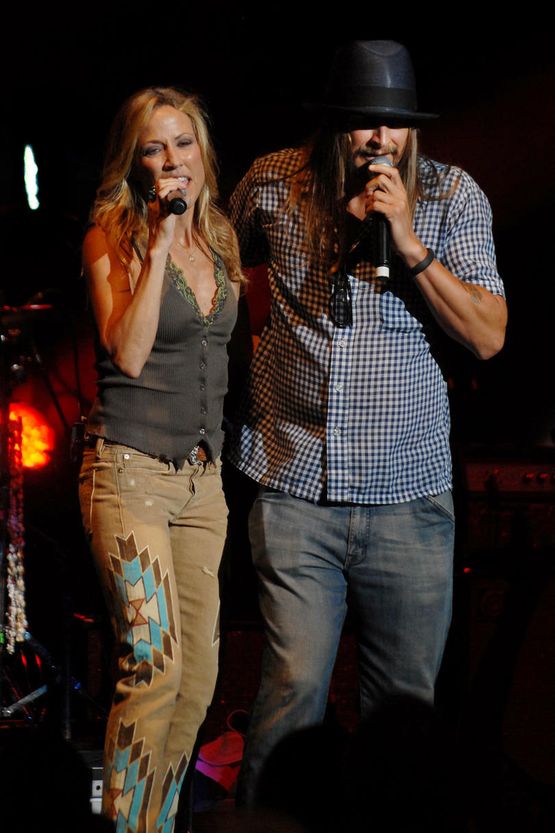 Unforgettable Country Music Duets Kid Rock and Sheryl Crow