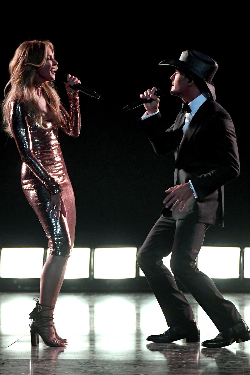 Unforgettable Country Music Duets Faith Hill and Tim McGraw