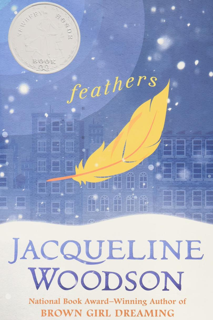RX_1706_Feathers by Jacqueline Woodson