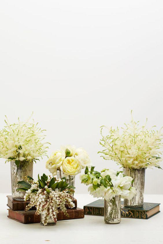 Flowers: Classic in White