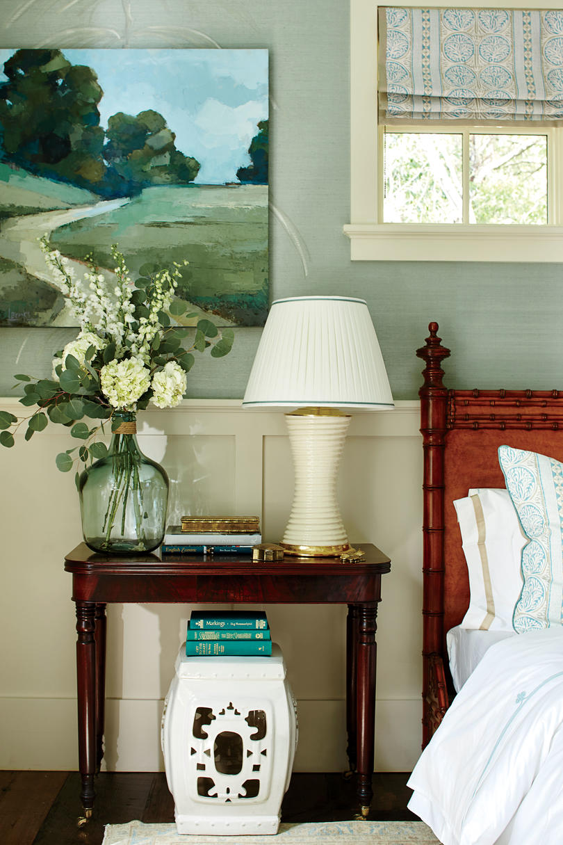 Master Bedroom Bedside Tables
