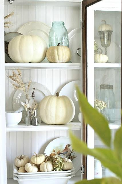 20 Incredible Ways to Decorate with Pumpkins This Fall Forget The Centerpiece