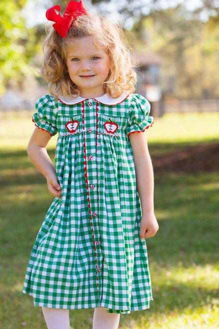 0a062119edaf Our Favorite Smocked Fall Dresses For Little Girls
