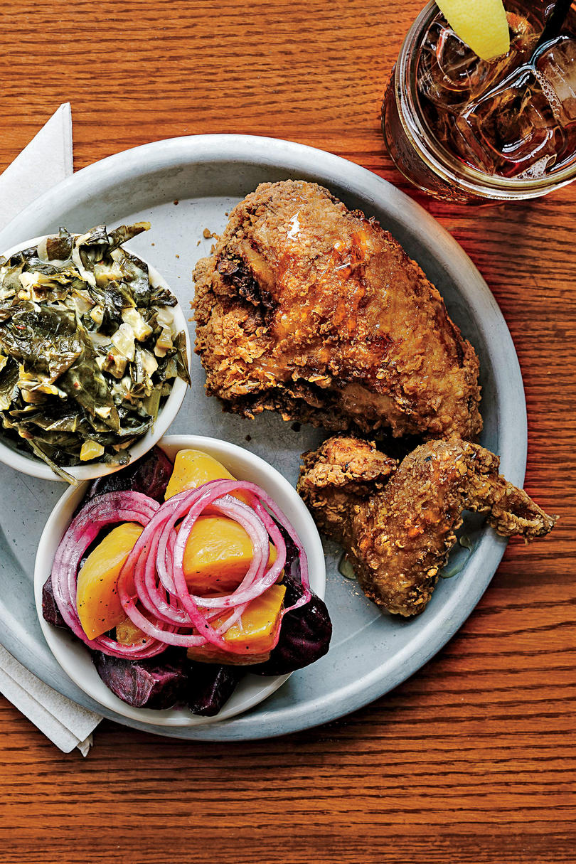 The South S Best Fried Chicken Southern Living