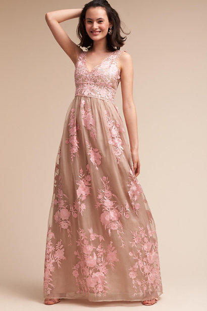 Bridesmaid Dresses In Gorgeous Florals Southern Living