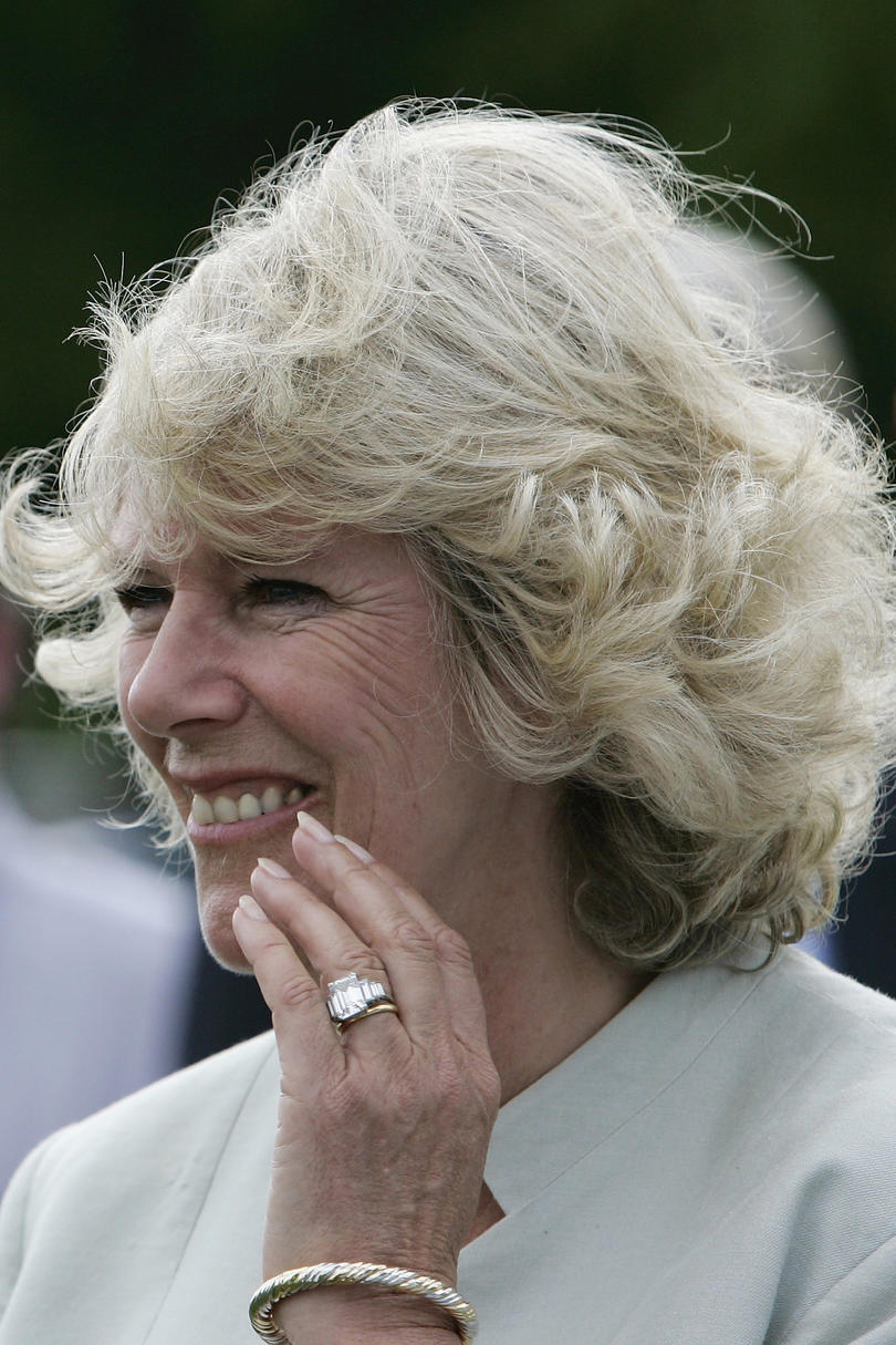 Royal Engagement Rings Camilla, Duchess of Cornwall