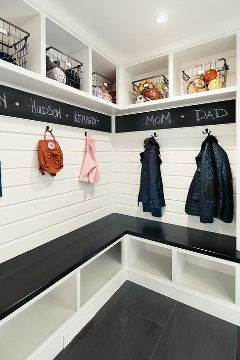 Personalize It With Chalkboard Paint