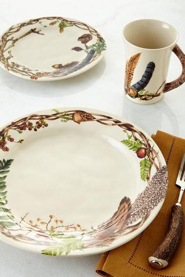 juliska forest walk - Thanksgiving China Patterns