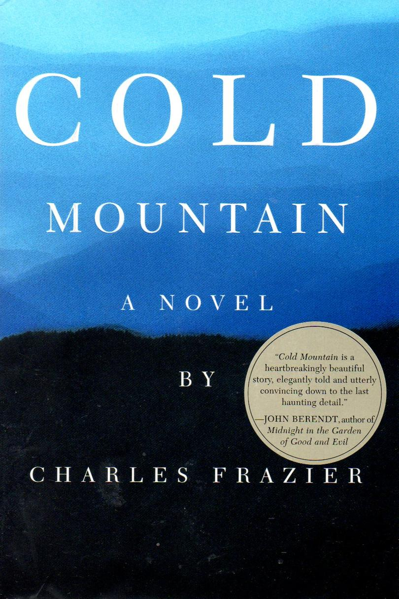 North Carolina: Cold Mountain by Charles Frazier