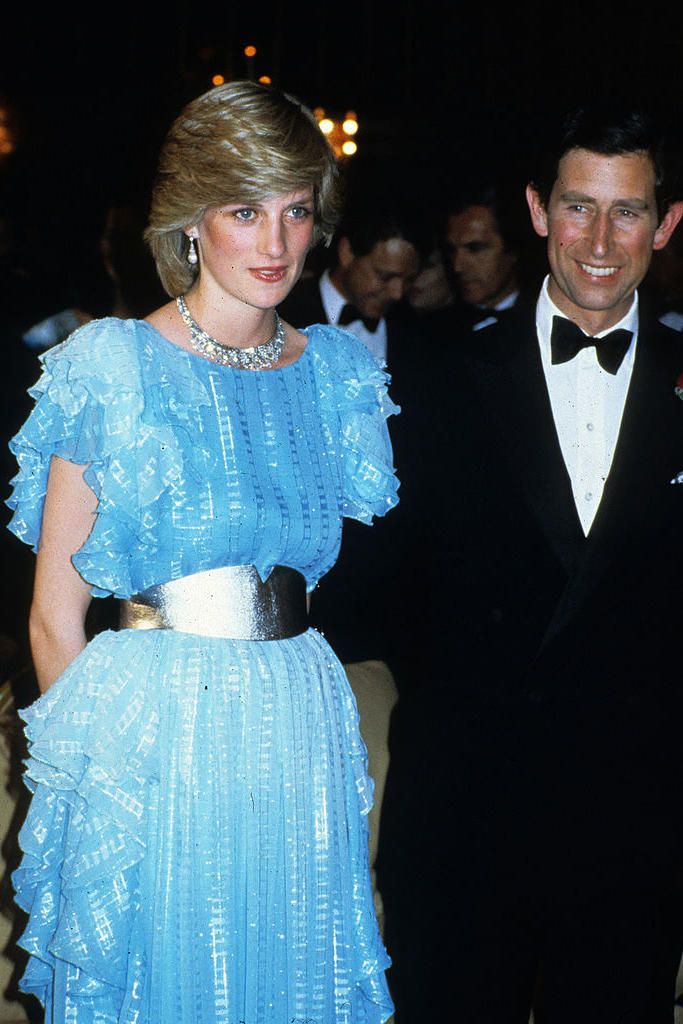 The Best Style Moments Of Princess Diana Southern Living