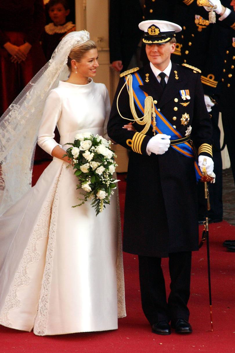 Prince Willem Alexander of the Netherlands and Maxima Zorreguieta