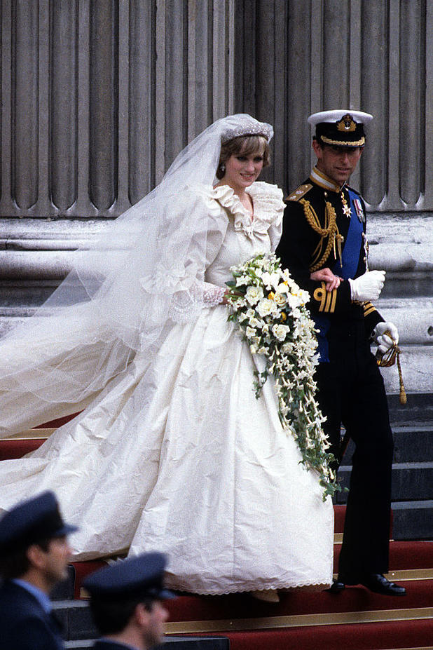 RX_1707_Princess Diana's Best Style Moments_Wedding Day