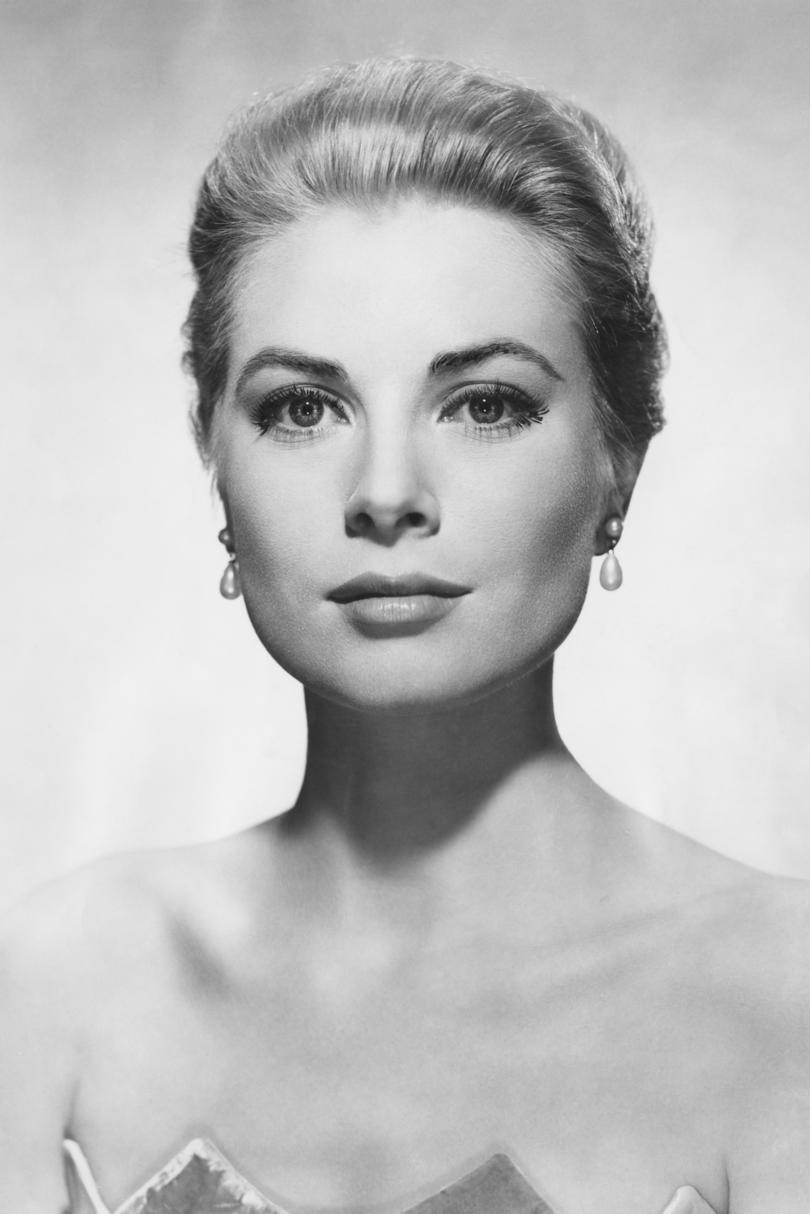 Grace Kelly's Cheekbones