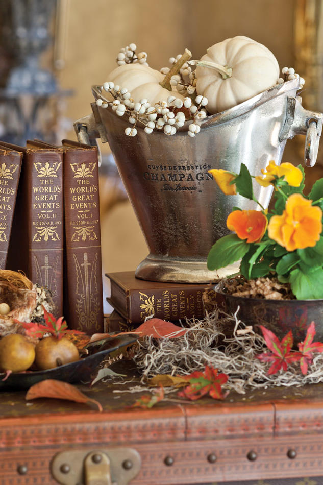 20 Incredible Ways to Decorate with Pumpkins This Fall Ice Bucket Challenge